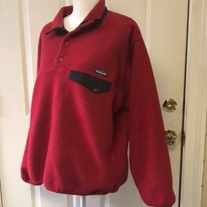 Patagonia Synchilla pullover jacket